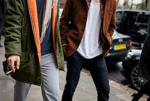 man fashion / street fashion and stufs