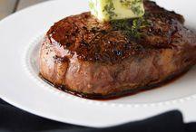 Filet minon steaks
