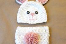 Háčkování - oblečení, čepice, kabelky atd. / Crochet - clothes, hats, bags etc.