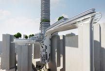 Arquitectura / by Salvador Gutiérrez Graal