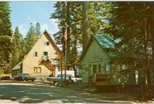 """Huntington Lake, CA / Spent many wonderful summers camping here. Worked at Sierra Summit Ski Resort right after high school as well. """"A taste of home"""""""