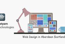 Web Design in Aberdeen Scotland