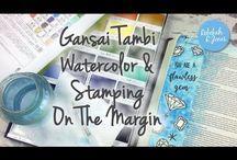 Watercolor Bible Journaling
