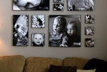 ściana zdjęcia