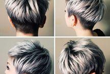 Short hair, don`t care!