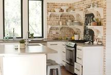 Kitchens  / by Elizabeth Matustik