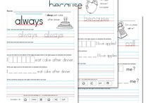 Homeschool- Second Grade / Second grade homeschool ideas and activities.