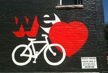 I want to ride my bicycle / Bicycles / by Kjer Beth