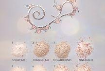 Alexandra Mosher Studio Jewellery - Twelve Sands Ornament & Bermuda Collection