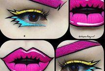 maquillajes fantasía