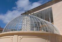 verrières extérieures / La verrière extérieure permet d'apporter de la luminosité à votre intérieur tout en étant isolée et performante techniquement