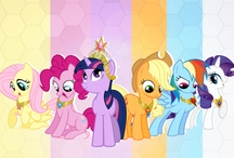 My little pony / by Sarah Jepperson