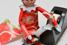 Elf on the shelf / by Lana Closs-Reddekopp