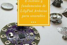 Imágenes E-textiles