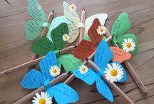 Lenja Schmetterlings-Geburtstag