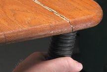 oprava stola dreveného