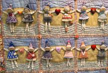 Quilt or Wallhanging for Children