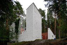 Small buildings (brick)
