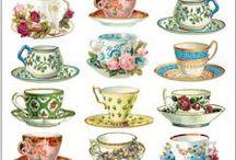 Teetarjoilut
