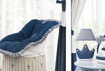 Acessórios e enxoval para quarto de bebê / Detalhes encantadores do mundo mágico dos bebês. Fofura e decor <3