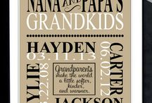 Grandparents / by Hailey Amos