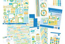 doodlebug hip hip hooray collection / by doodlebug design inc.