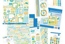 doodlebug hip hip hooray collection / by doodlebug design inc.