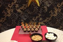 Oscars / Oscars party: food and decoration Academy Awards night