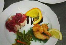 cucina / piatti del nostro chef: freschi e a km0