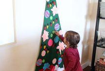 Weihnachten mit kids