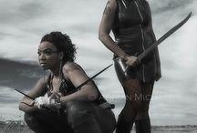 Tribal inspiration