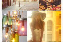 свадебный декор / идеи свадебного декора