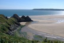 21. Visit Gower  / by Dominic Davies