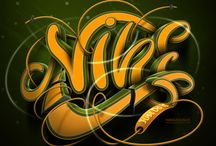 Typography / by Alan Luc