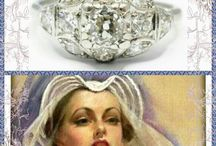 ART DECO ENGAGEMENT RINGS FOR SALE / GORGEOUS ART DECO ENGAGEMENT RINGS AT REASONABLE PRICES. GO ON ETSY AND LOOK FOR MY SHOP : ANTIQUEDECORINGSSHOP  OR CALL LYN TO VEIW IN PERSON. 0424350780 ( Sydney)
