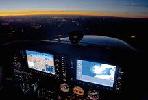 28rbp cockpits of civil aircraft