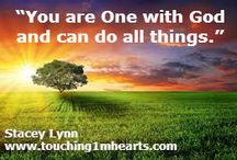 Touching 1 Million Hearts / Stacey Lynn of Touching 1 Million Hearts is Spiritually gifted with a Divine, Heavenly connection to help others feel love, forgiveness and healing through heartfelt Spirit communication.  Find uplifting quotes and inspiration here!