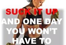 fitness  / by Heather Edwards