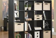 An Organized Home / Baskets, shelves, trays, and more -- need help organizing? From creative storage solutions to inventive ways to reduce clutter, we're here to help you get organized! Find tips, tricks, and inspiration below. / by AllModern