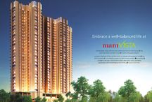 MANI VISTA - Mani Vista is latest residential tower by Mani group in Tollygunge ,NSC Bose road. / Latest Residential tower in Mani Vista in Tollygunge. Offering 3BHK flat 1.50 onwards. Call 8240222529 for  any queries.