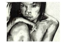 The Art of Pencil by Geoffrey Cullen / Exploring Pencil drawing