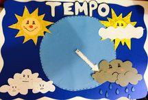 Arte com EVA feitos por mim / Enfeites para classe de Educação infantil !