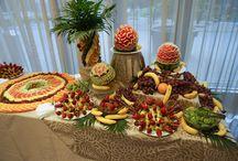 aranjamente de fructe