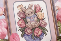 Free Spring Cross-Stitch Patterns / by Craft Downloads