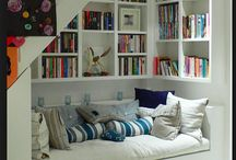 Bookcases, Storage & Bench