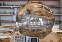 Esfera Bola de Cristal