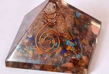 Crystals & Orgonites