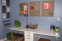 Operation Homework Room/Mini Man Cave