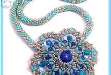 Gyöngyös medál - Pendant