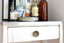 ideas for a mini bar